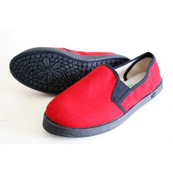 Maria Red (Canvas Shoes)