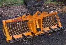Strimech Augers & Pole Planters Hiring Service