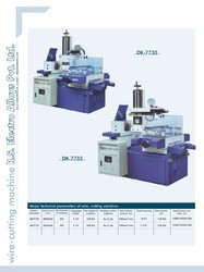 DK 7730 Wire Cut EDM System