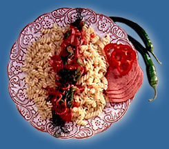 Fusilli With Arrabbiata Sauce