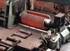 Three Roll Bending Machine
