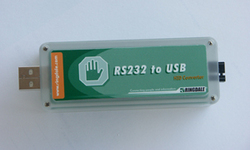 Serial Rs232 Interface To Hid Keyboard Usb Converter