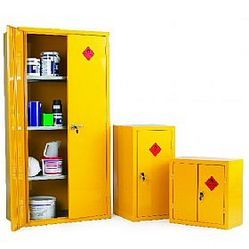 Heavy Duty Hazardous Materials Storage Cabinets