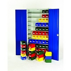 Bin Cupboards, Small Parts Cabinets, Container Cupboards