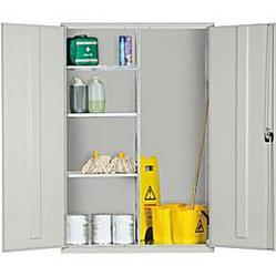 Utility Cupboards, Extra Wide Cupboards, Cleaners Cupboard
