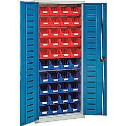 Bin Cupboards, Container Cupboards, Small Parts Storage Cupboards