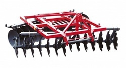 V-Type Strengthened Suspended Harrow