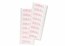 Oral Labels