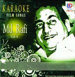 MD Rafi Songs Karaoke Vol-4