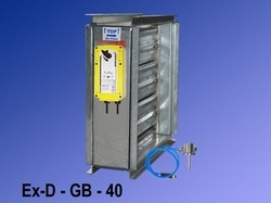 Explosion Proof Dampers