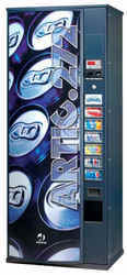 Canned Drink Vending Machines