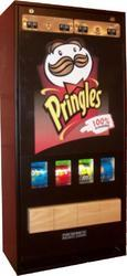 Pringle's Vending Machine