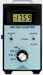 Alphalab Air Ion Counter