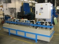 Wire Degreasing And Coating Line