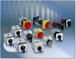 Rotary Cam Switches  Gx Series