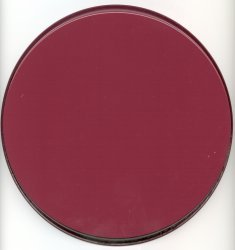 Electric Burner Cover (Burgundy)