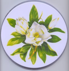 Electric Burner Cover (Magnolia)