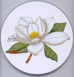 Electric Burner Cover (New Magnolia)