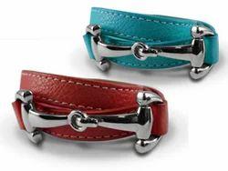 Ladys Leather Bracelet
