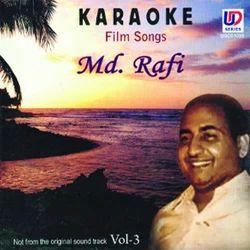 MD Rafi Songs Karaoke Vol-3