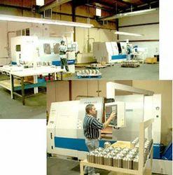 Numerical Control Machines (Cnc)