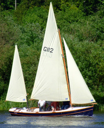 SeaRaider 22ft Daysailer Boat