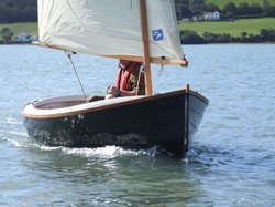 Trouper 12 Boat