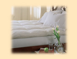 Basic Products - Featherbeds / Fiberbeds
