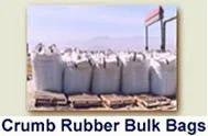Crumb Rubber Bulk Bag