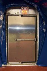 Emergency Balanced Exit Doors