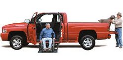 Wheelchair Lift (sport Lift Pickup)