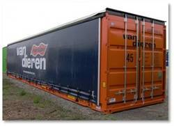 Hc Curtain Side Container
