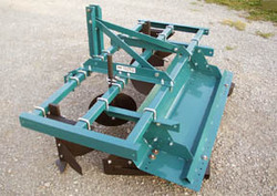 Raised Bed Equipment Bedder -Bed Shaper