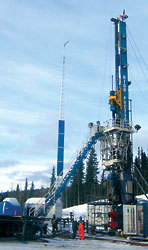 Underbalanced Rig Snubbing & Well Control Services