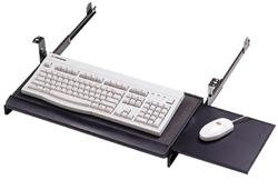 Sliding Keyboard/Mouse Tray