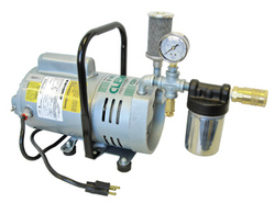 Operator Safety- Cap-1 Ambient Air Pump