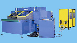 Automatic Press Machine - Cutting & Heat Sealing Systems