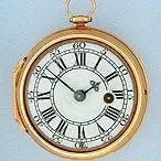 Antique Pocket Watches / George Graham Cylinder