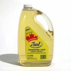 Lemon Dish Detergent 4x4 L