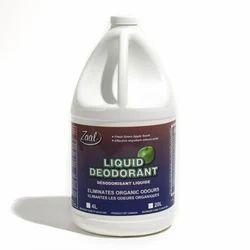 Liquid Deodorant 4x4 L