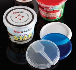 Bonpak- Tamper Evidence Round Containers