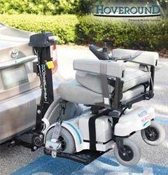 Hoverlift For Vehicles Lift