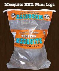 Western Mesquite Bbq Mini-logs