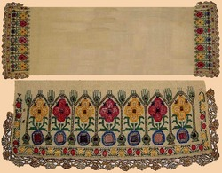 Antique Ottoman Embroidery