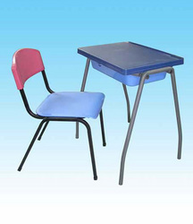 School Desk With VE Chair