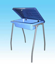 School Desk With Lift-Up Top