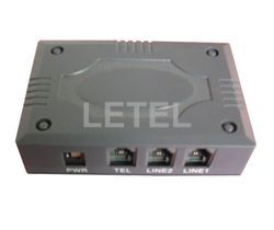 Call selector VoIP/ PSTN 2 line Intelligent Switch -TCS1801
