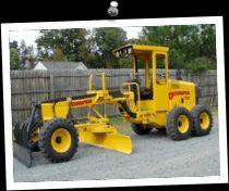 Compact Motor Grader Crawler Excavators From Champion