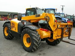 2009 JCB 526-56 Agri Plus Agricultural Tractor
