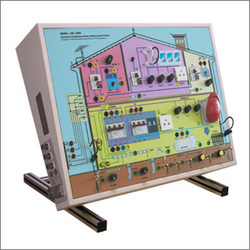 Electric Installation Safety Measurement Trainer
